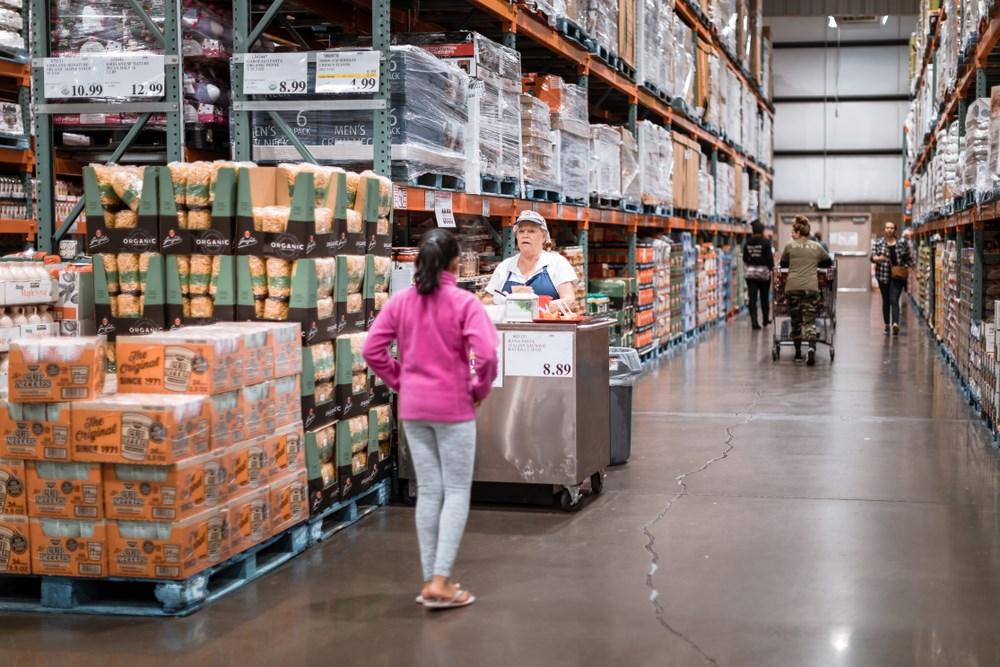 Costco's e-commerce sales rose 107% in January